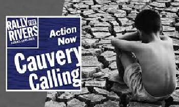 Cauvery Calling - Action Now!