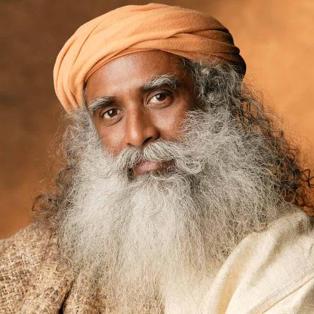 image of sadhguru