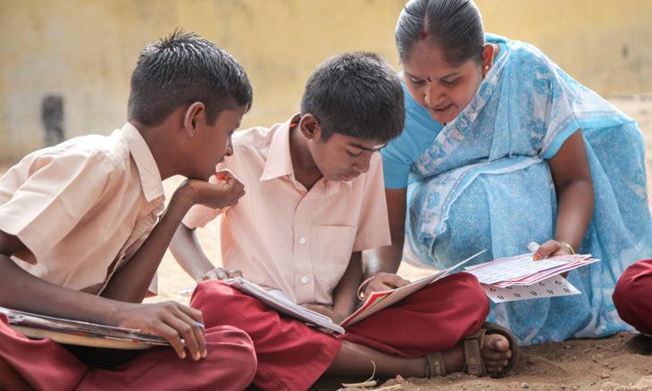 Govt School Support Program