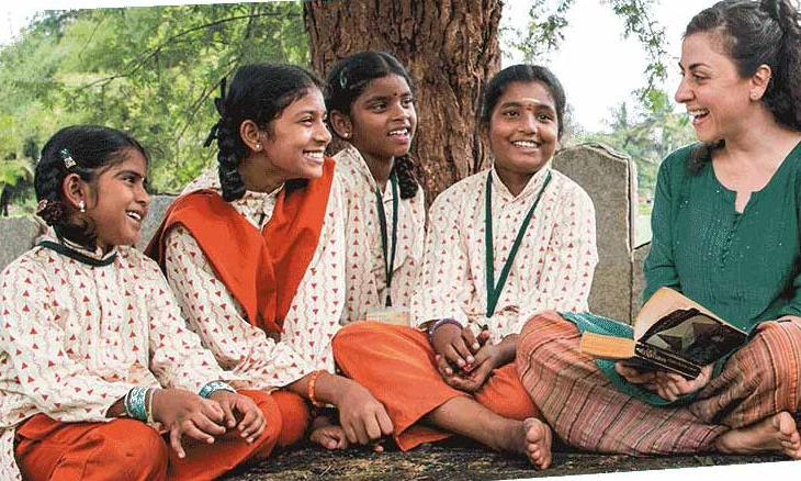 Isha Vidhya: Giving Rural Children a Hope for a Future