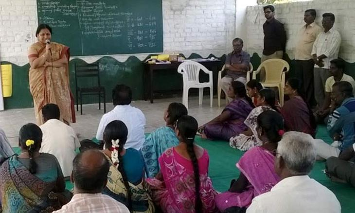 SHARE 0 Isha Foundation Conducts Workshops for Government School Teachers