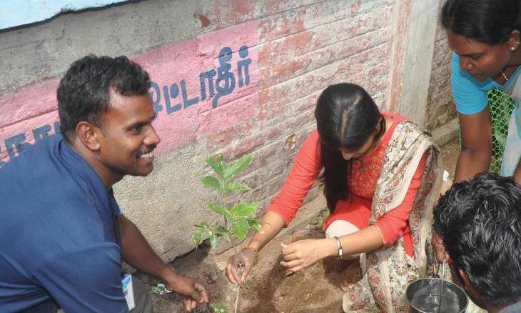 Story of Karthigai's
