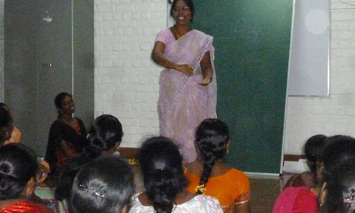 Coming of age – Isha Vidhya Teachers Graduate to Trainer-teachers