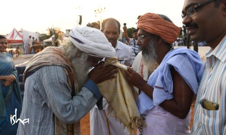 sadhguru wisdom article | farmers can save tamilnadu from drought