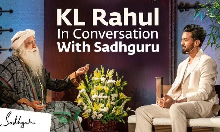 KL Rahul In Conversation With Sadhguru | Cauvery Calling