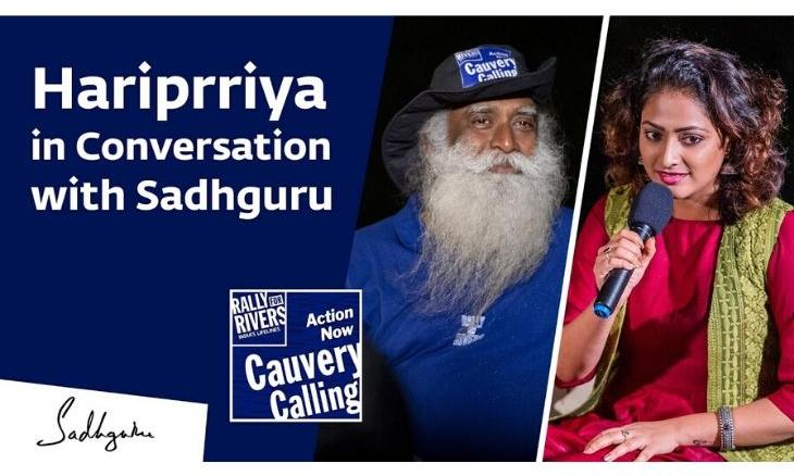 Actress-Hariprriya-in-Conversation-with-Sadhguru-Full-Talk