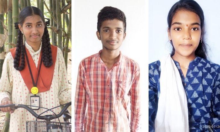 isha Vidhya Academic Achievers Blog