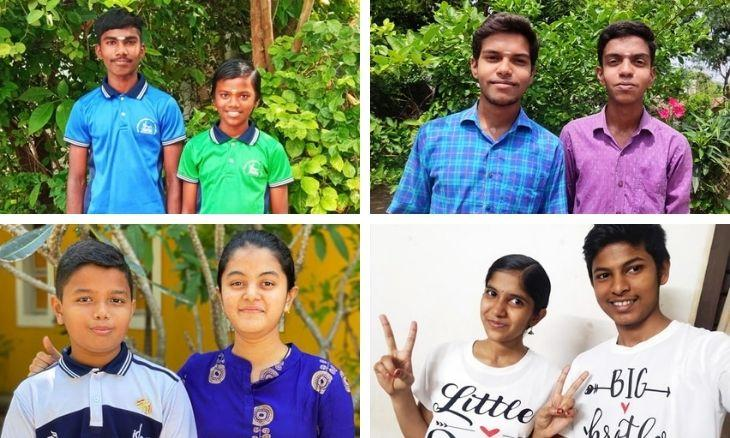 Isha Vidhya Sibling's Secret Blog