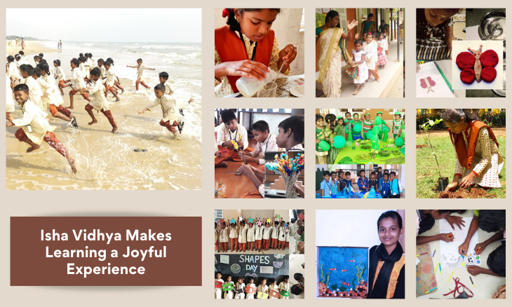 Isha Vidhya Activity Blog