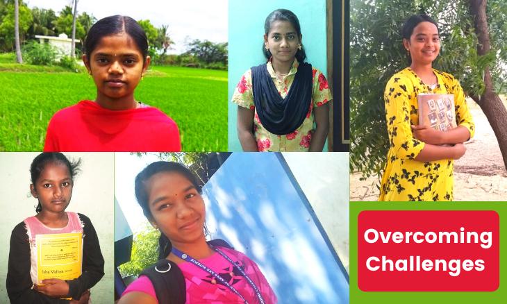 Isha Vidhya Overcoming Challenges