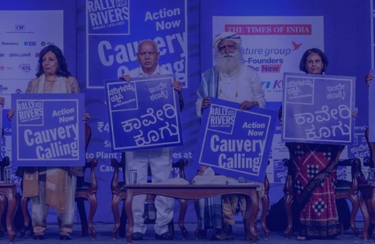 KA Govt. contributes 2 Cr saplings